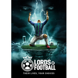 Gra PC Lords of Football (wersja cyfrowa  DE, ENG)