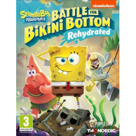 SpongeBob SquarePants: Battle for Bikini Bottom – Rehydrated