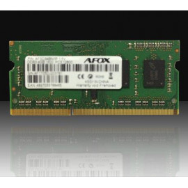 AFOX SO-DIMM DDR3 8GB 1333MHZ MICRON CHIP AFSD38AK1P