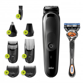 Braun All-In-One MGK5260 Face And Body Trimmer