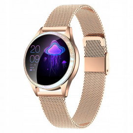 Smartwatch OroMed ORO-SMART CRYSTAL GOLD