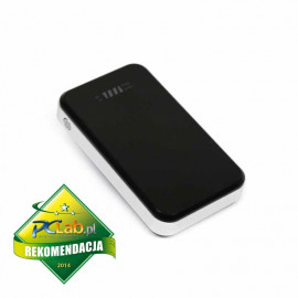OMEGA POWER BANK 10000mAh 2xUSB@5.0V 1A&2.1A BLACK [41995] EOL